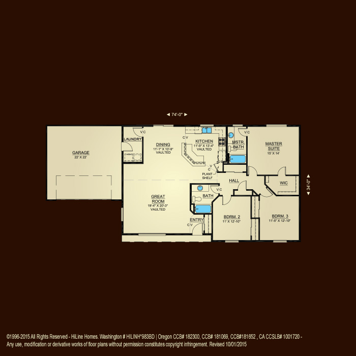 Hiline Homes Floor Plans 28 Images Hiline Homes Floor