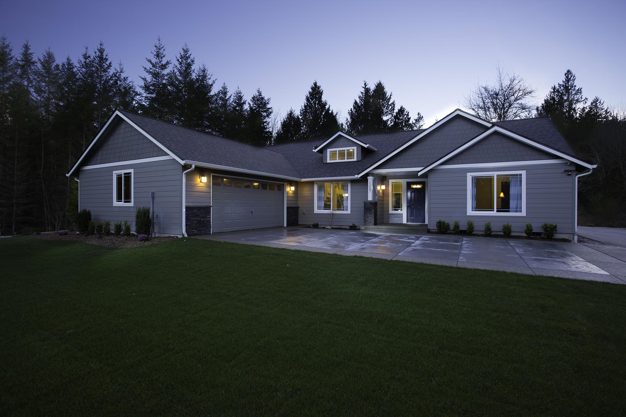 Poulsbo WA Custom On Your Lot Home Builders HiLine Homes