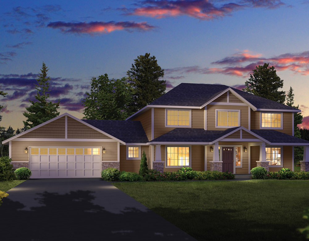 Floorplan 2686 Hiline Homes
