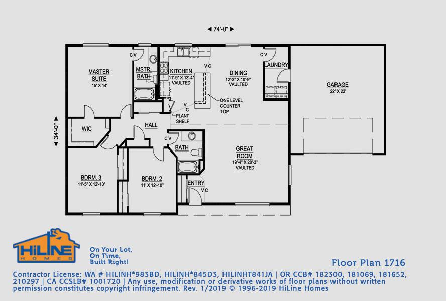 Floorplan 1716