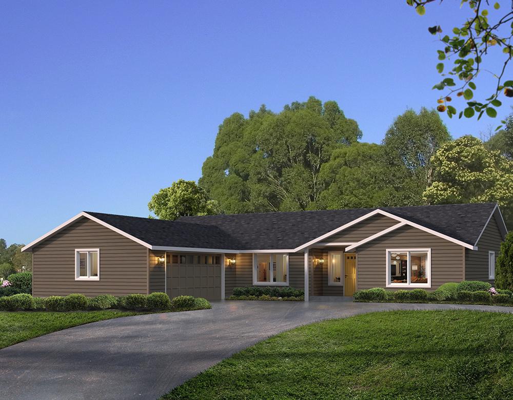 Hiline Home Plans