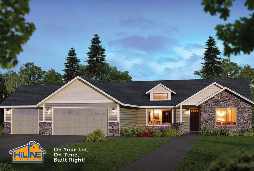Floorplan 1721 Hiline Homes
