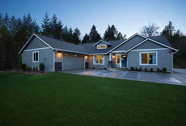 Home builders washington washington county home builder for Build on your lot washington state