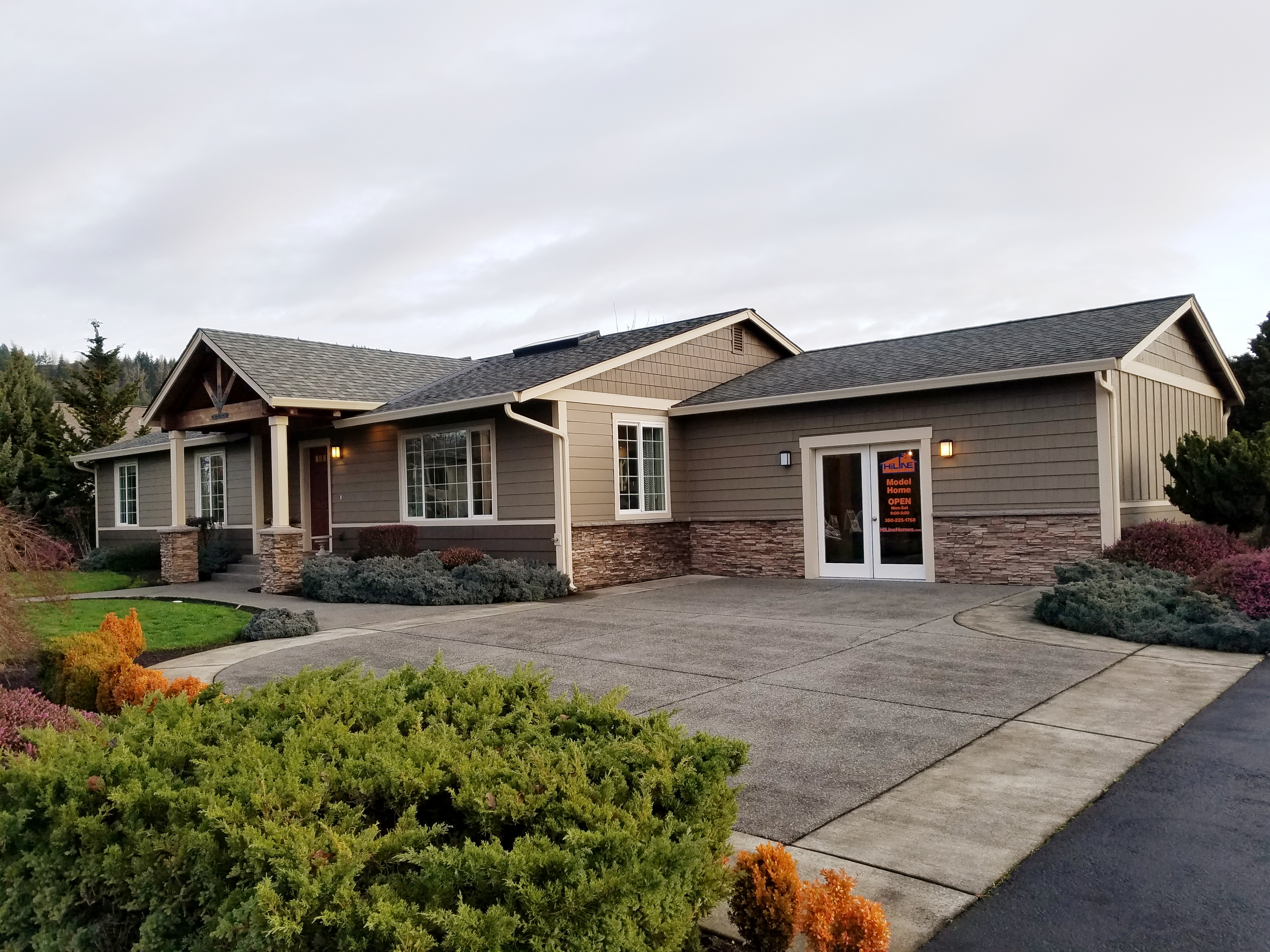 Woodland Wa Custom On Your Lot Home Builders Hiline Homes