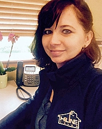 gayle hall hiline homes marketing employee