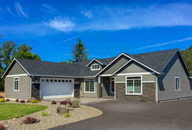 Roseburg Or Custom On Your Lot Home Builders Hiline Homes