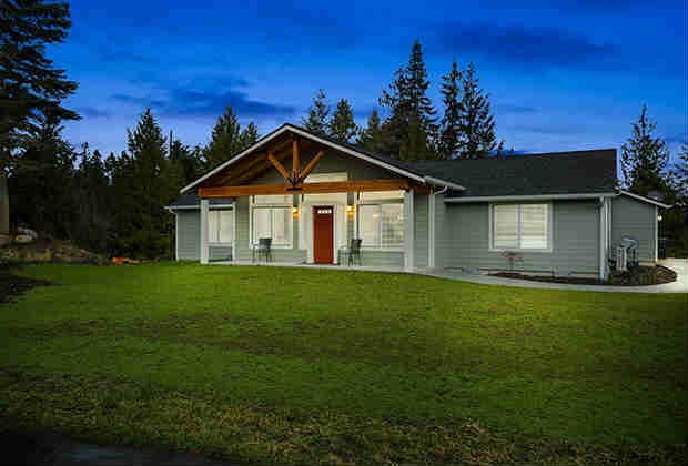Kennewick Wa Custom On Your Lot Home Builders Hiline Homes