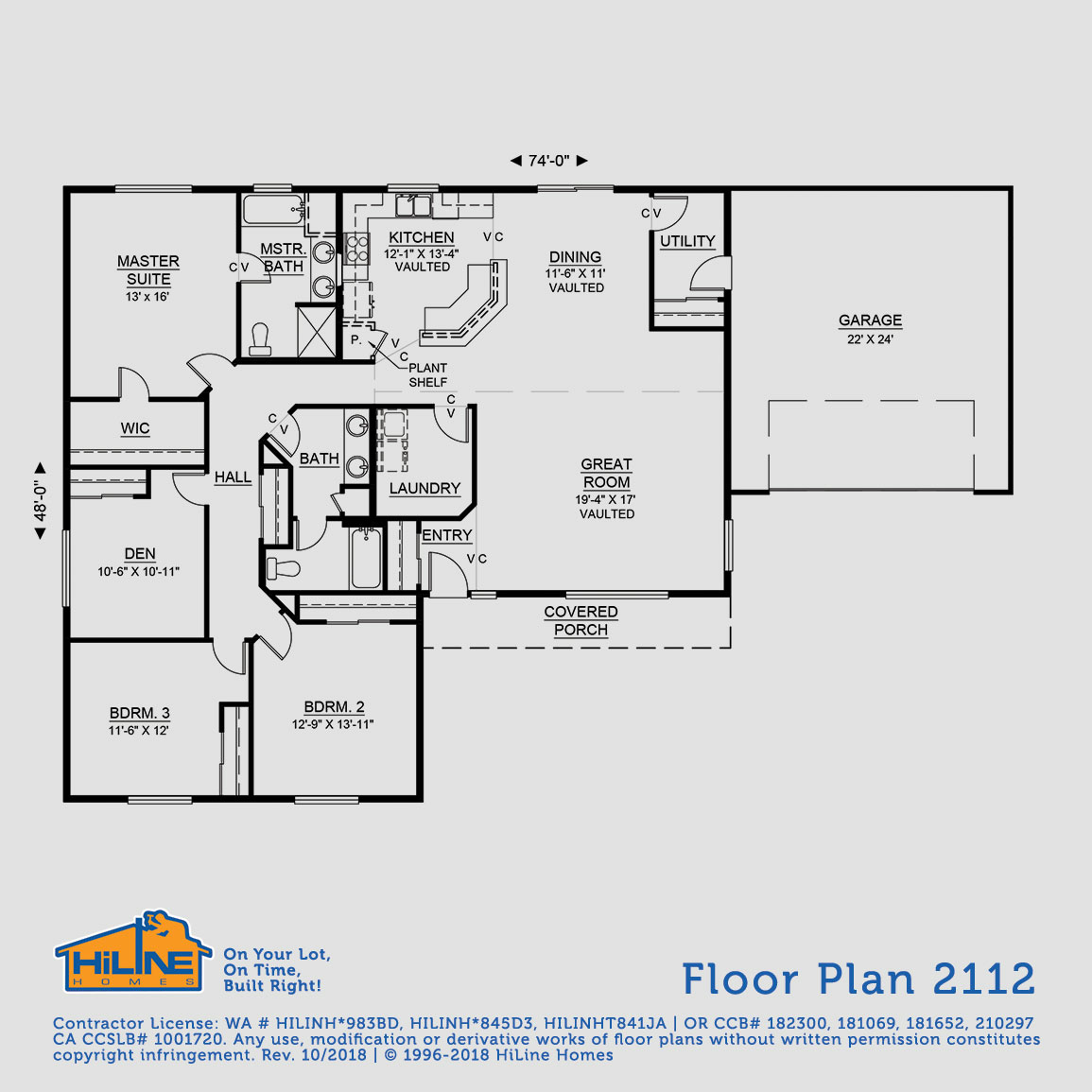 Floorplan 2112