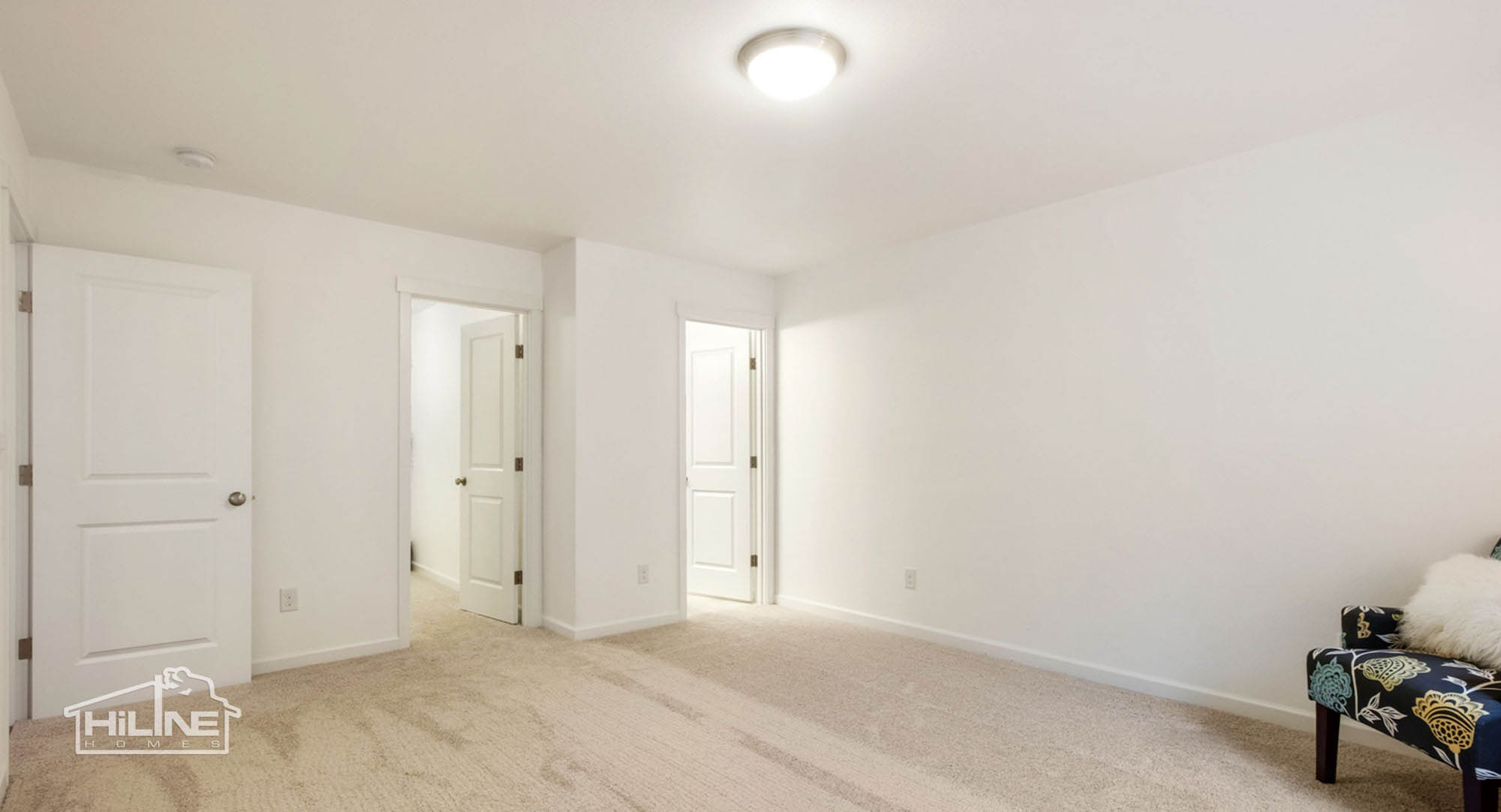 HiLine Home Plan 1491 Master Suite