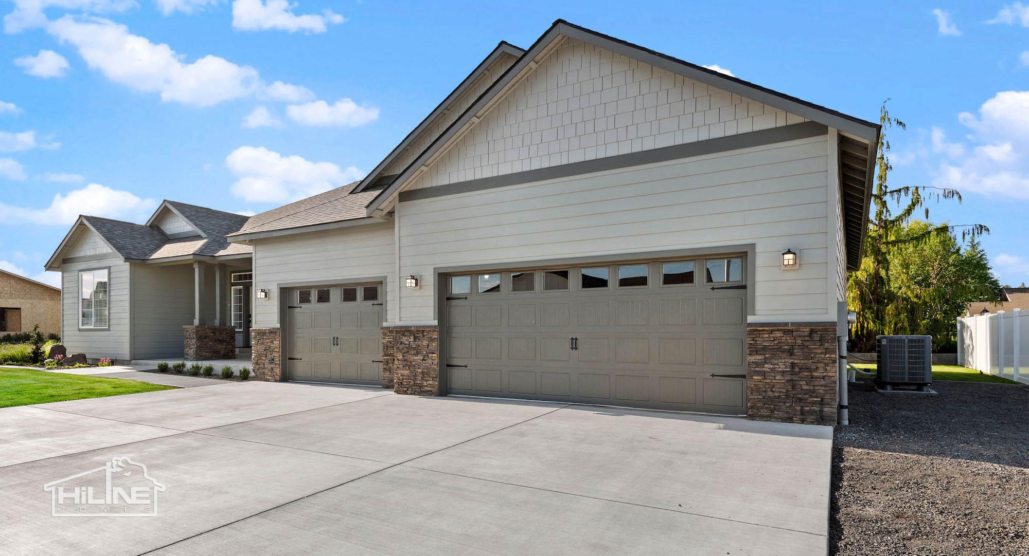 HiLine Home Plan 2248 Front Exterior