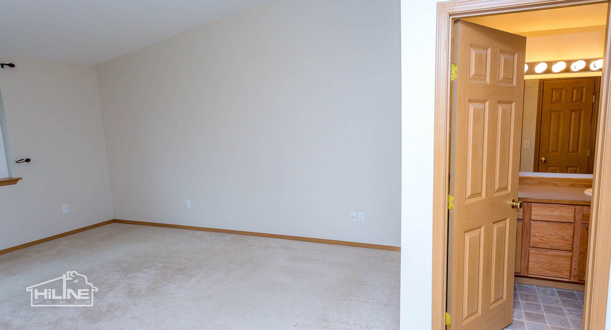 HiLine Home Plan 2345 Master Suite