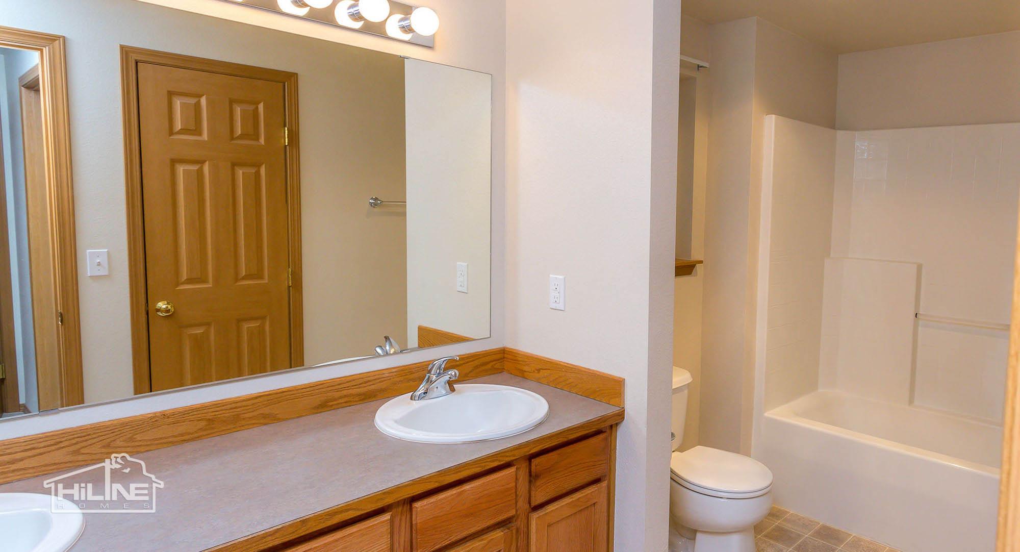 HiLine Home Plan 2345 Master Bath