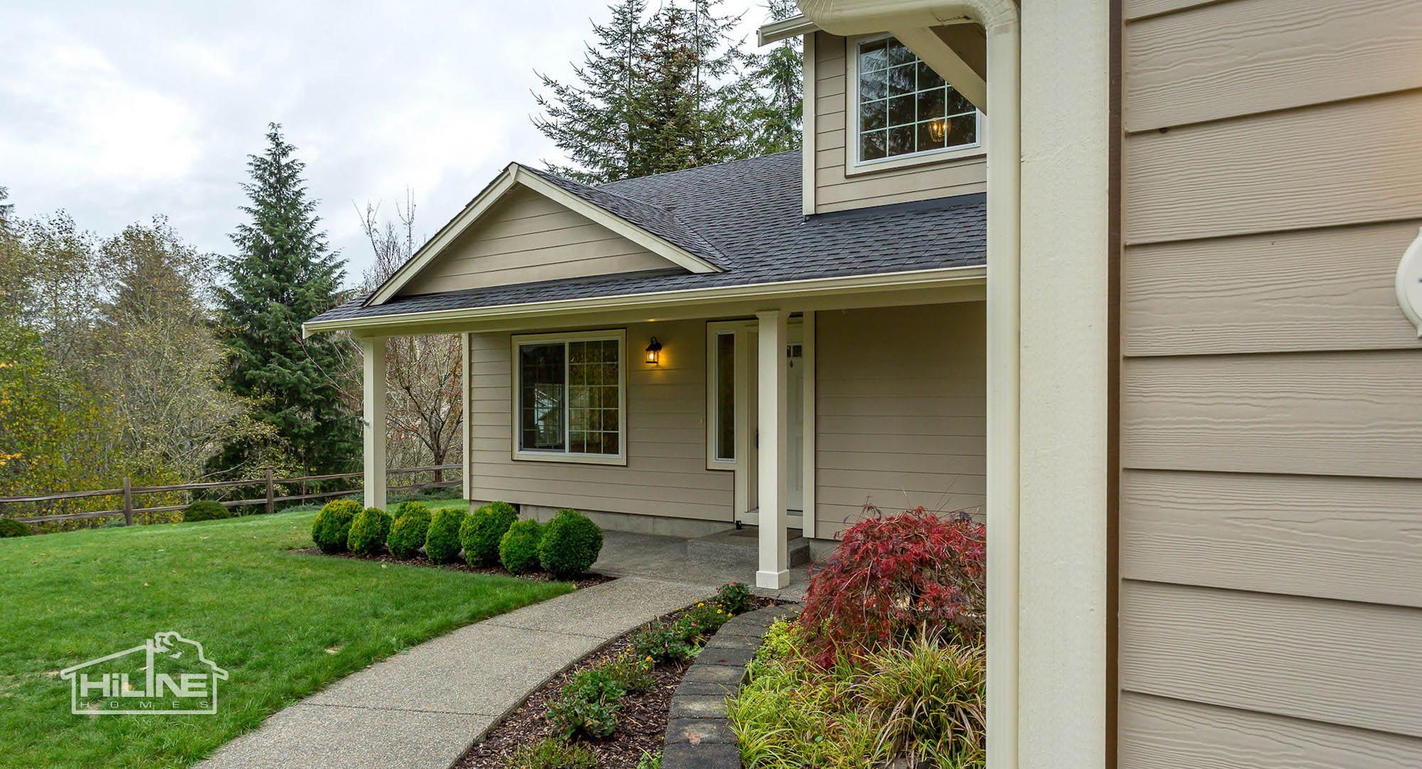 HiLine Home Plan 2345 Front Exterior