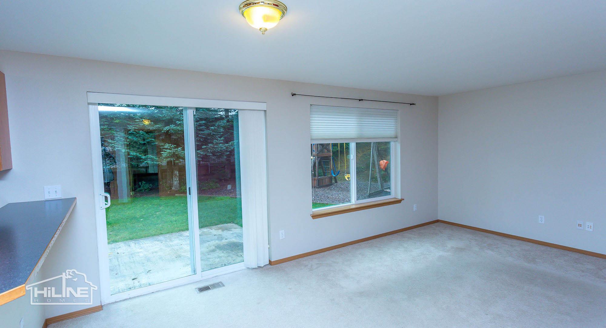 HiLine Home Plan 2345 Living Room