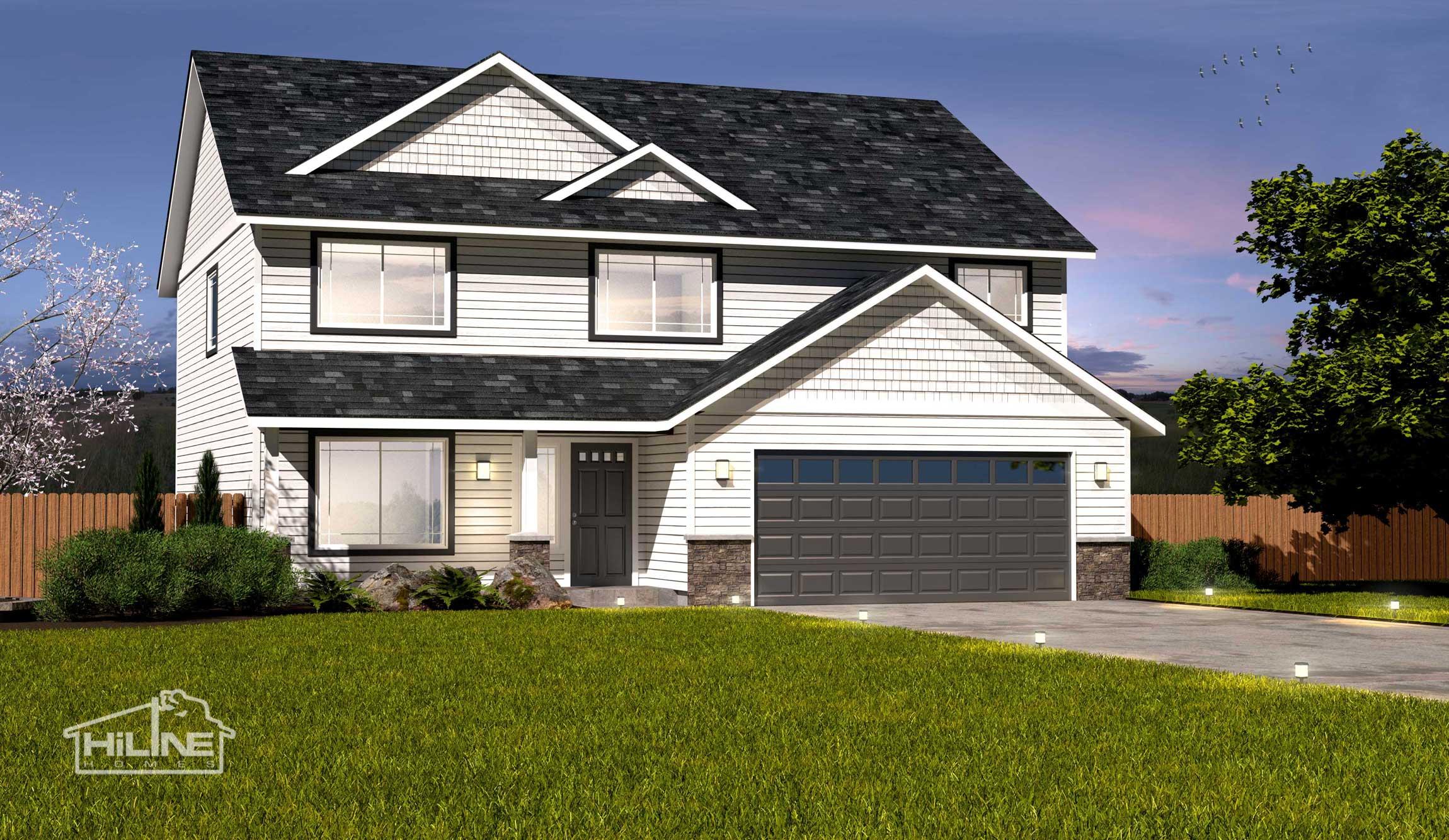 Home Plan 2373