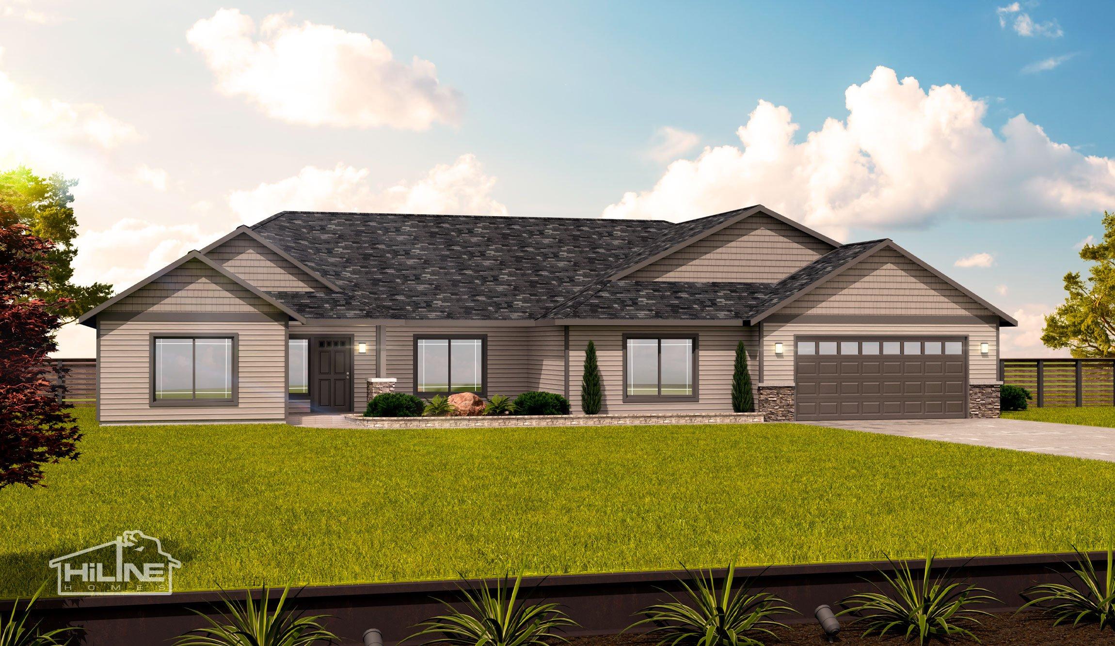 Home Plan 2576