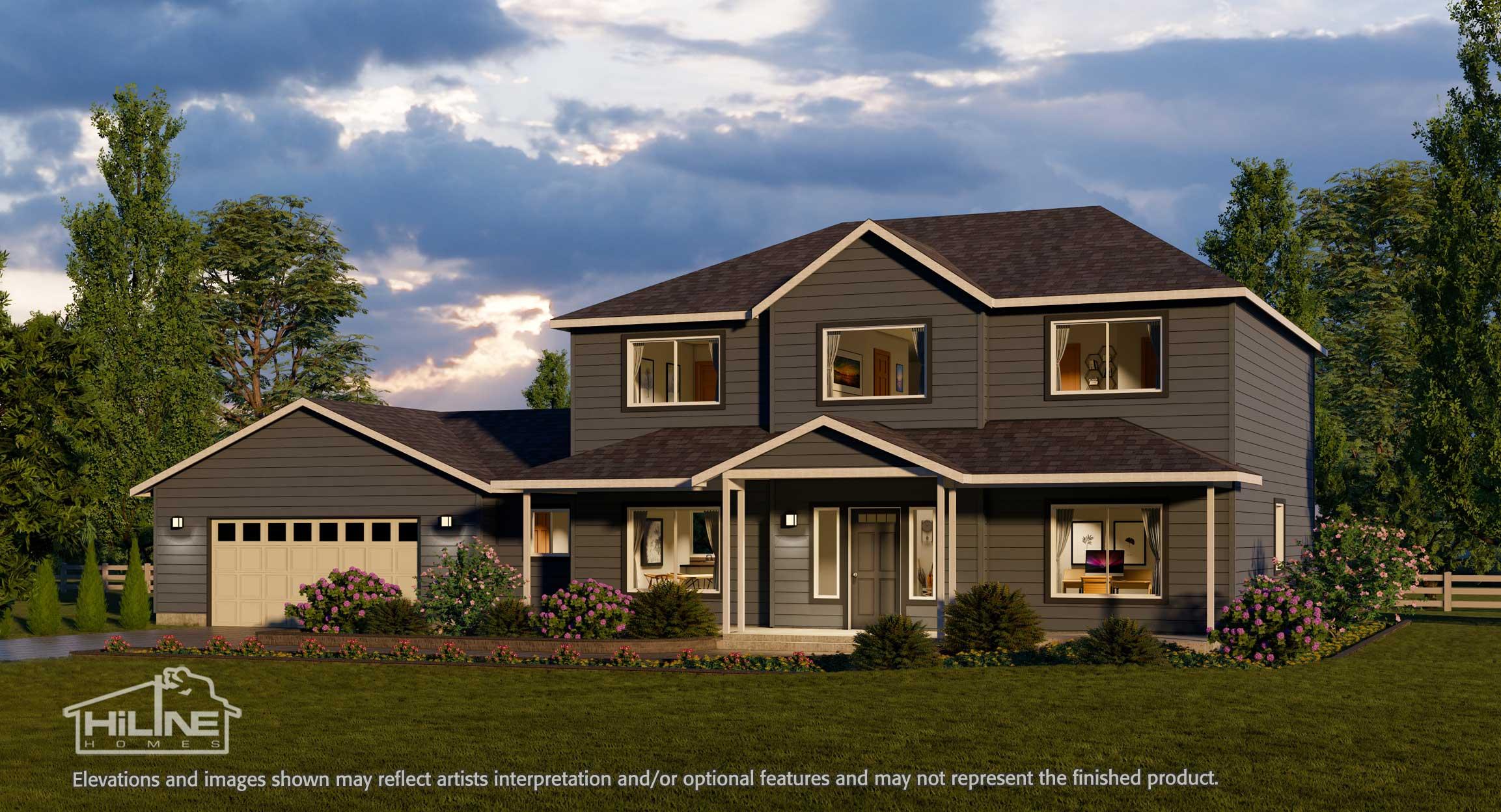 Home Plan 2686