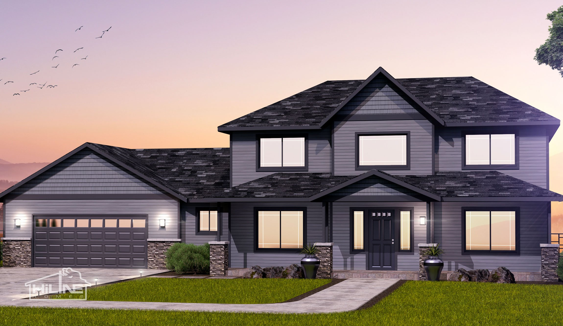 Home Plan 2686 Feature Image