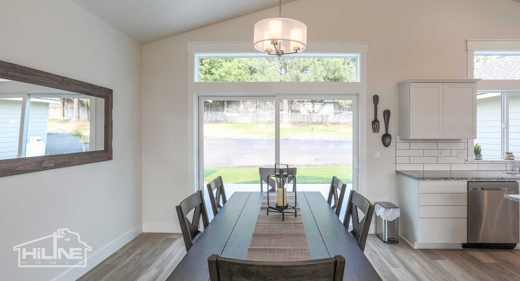 Image of HiLine Homes of Meridian Dining Room