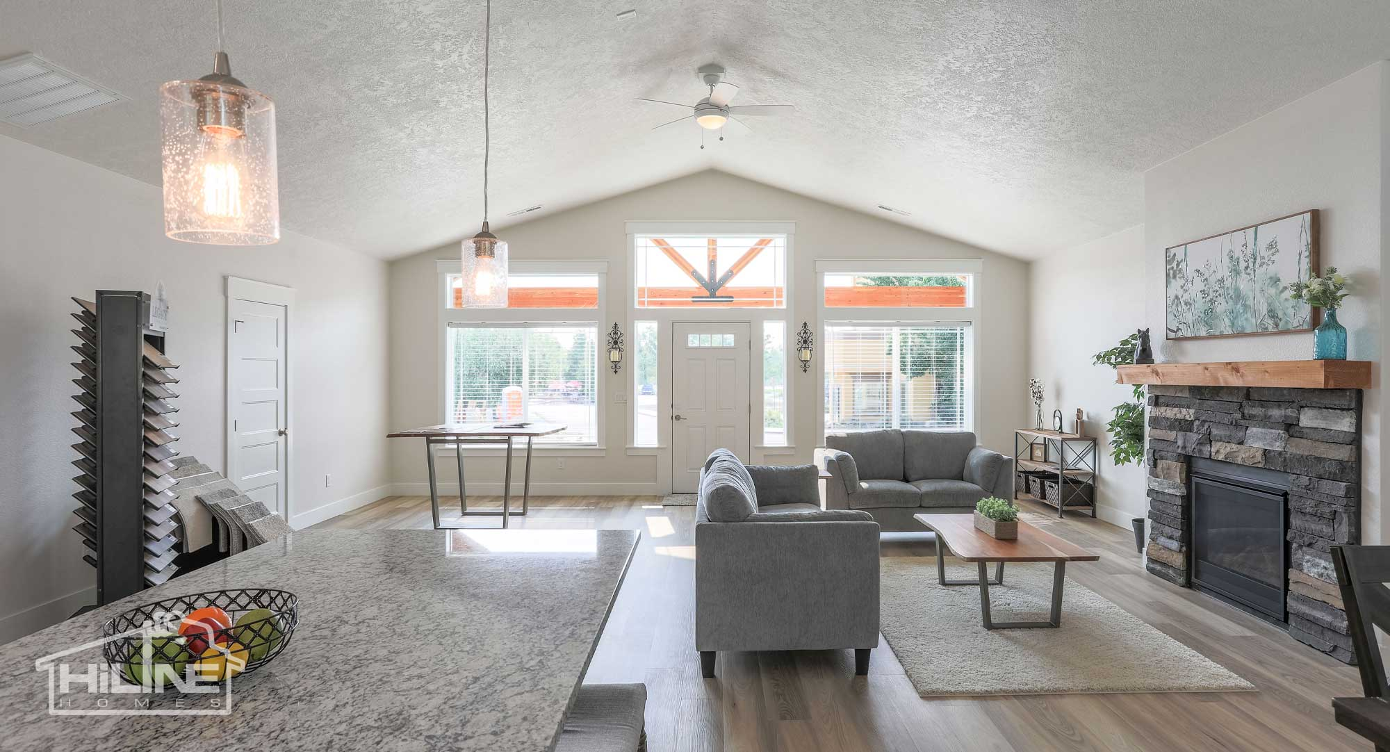 Image of HiLine Homes of Meridian Great Room